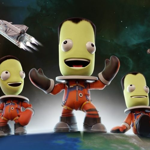 بازی Kerbal Space Program 2