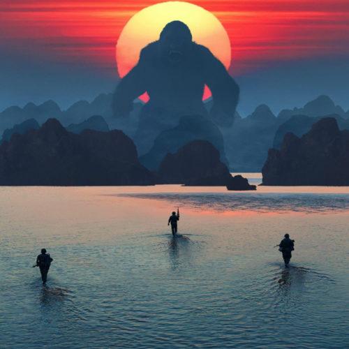 اکران Godzilla vs. Kong