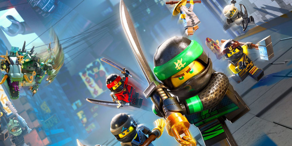 دانلود رایگان بازی LEGO NINJAGO Movie Video Game