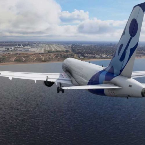 مقایسه Microsoft Flight Simulator و دنیای واقعی