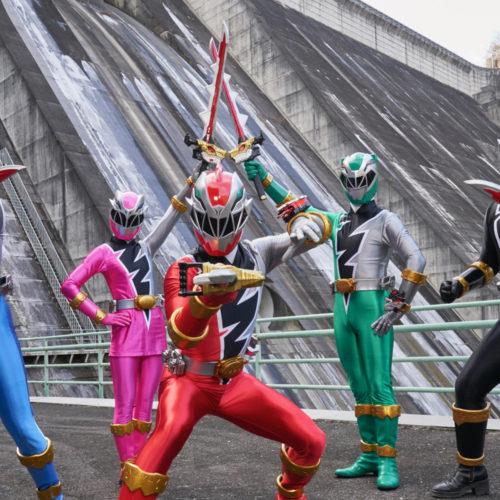 بیست و هشتمین فصل Power Rangers