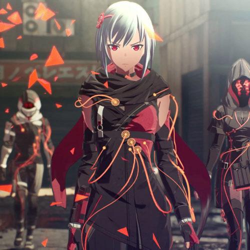 تریلر بازی Scarlet Nexus