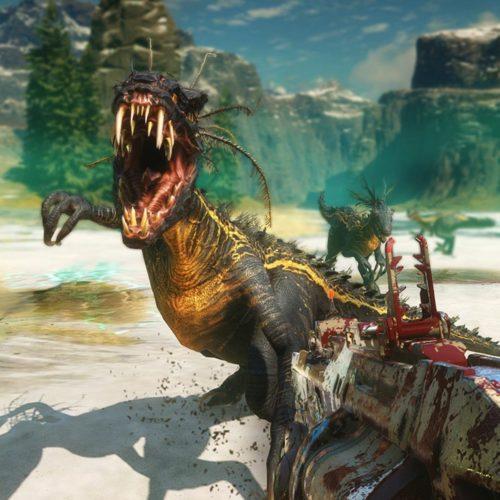 رونمایی از بازی Second Extinction