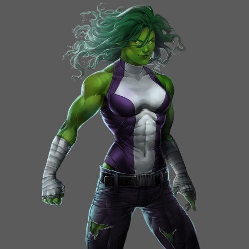 فیلمنامههای سریال She-Hulk