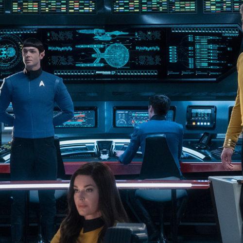 اسپینآف سریال Star Trek: Discovery