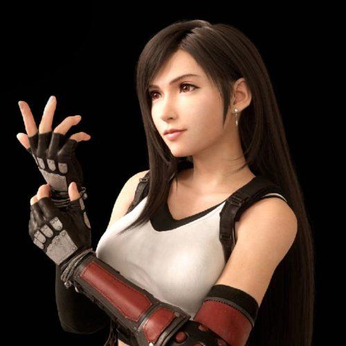 تم شخصیت Tifa بازی Final Fantasy VII