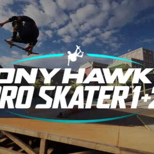 ریمستر Tony Hawk's Pro Skater 1+2