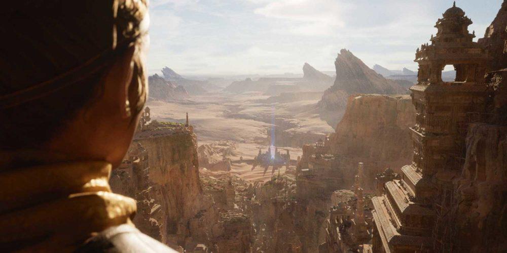 اپیک گیمز (Epic Games) Unreal Engine 5 روی پلی استیشن 5 و ایکس باکس سری ایکس