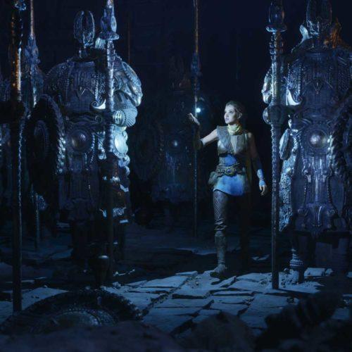 : دموی نسل بعدی Unereal Engine 5 روی پلی استیشن 5