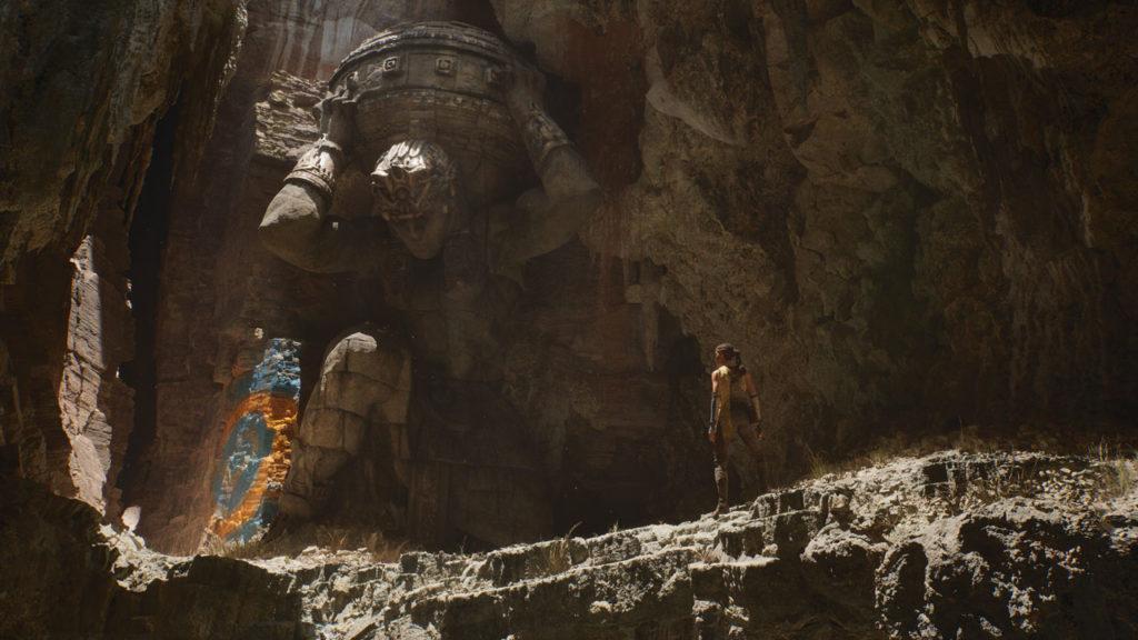: دموی نسل بعدی Unereal Engine 5 روی پلیاستیشن 5