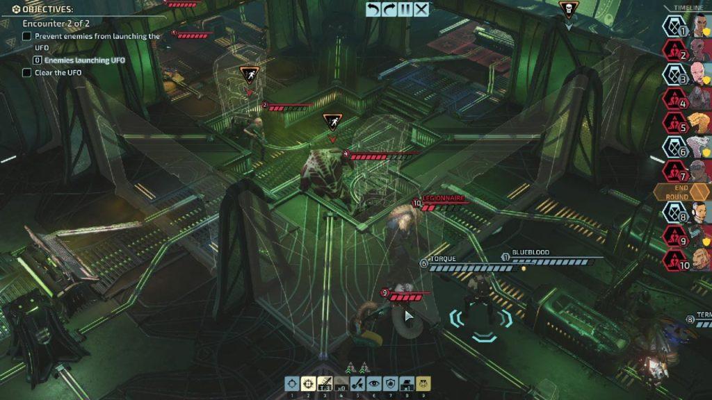 فضاهای سبز در بازی XCOM: Chimera Squad