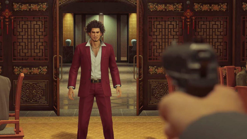 بازی Yakuza: Like a Dragon