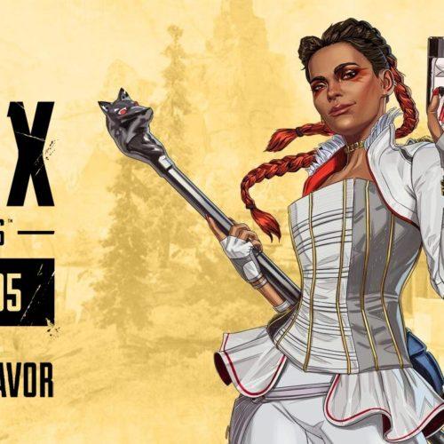 جزئیات فصل پنجم بازی Apex Legends
