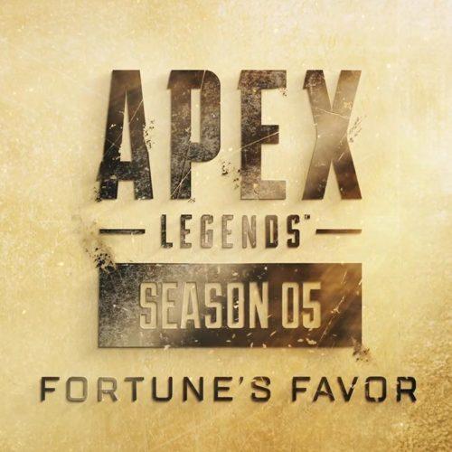 آپدیت فصل پنجم بازی Apex Legends