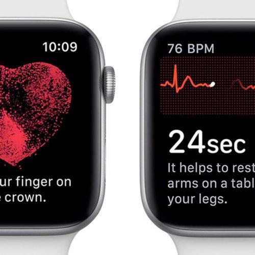 اپل واچ مشکل قلب