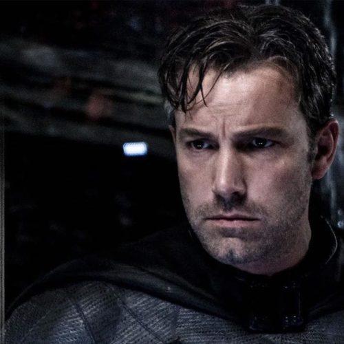 بن افلک فیلم Justice League Snyder's Cut