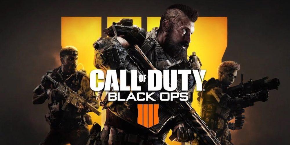 بازی Call of Duty: Black Ops 4
