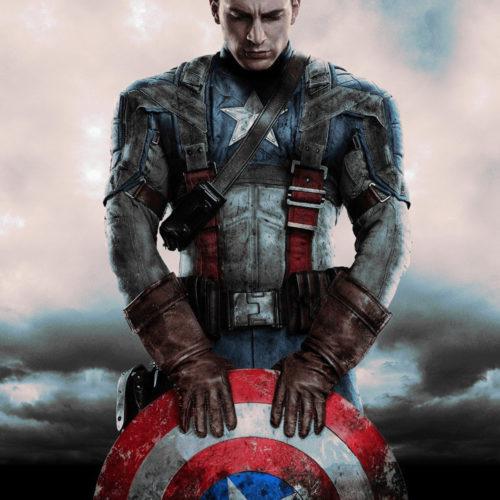 شخصیت کاپیتان آمریکا
