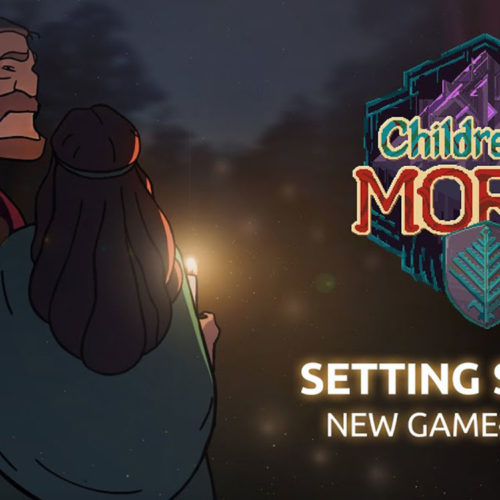 بهروزرسانی رایگان Children of Morta