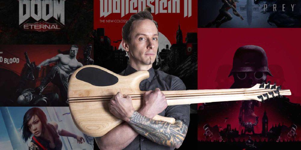 آهنگساز Doom شرکت id Software