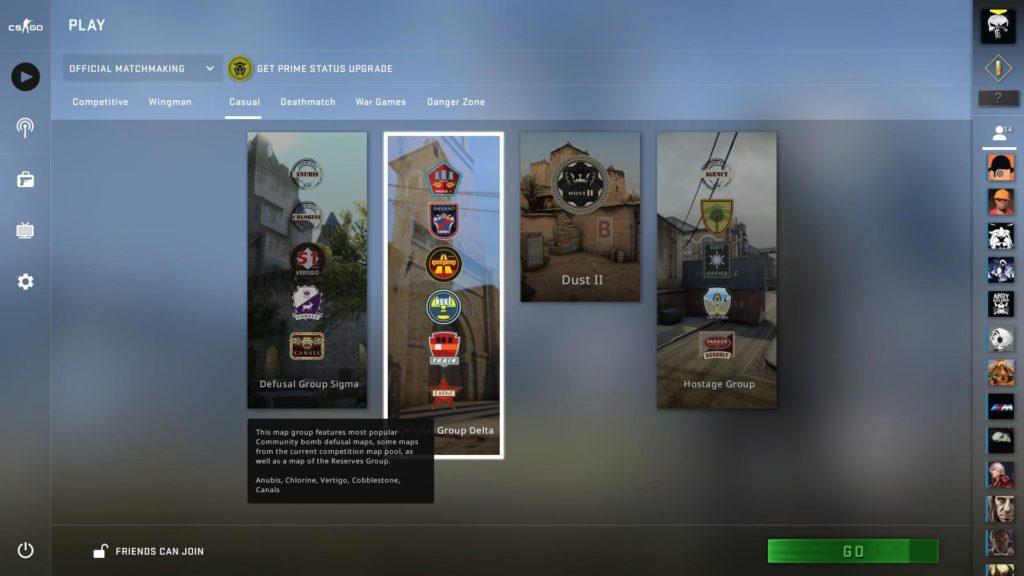 راهنمای اولیه بازی CS: GO