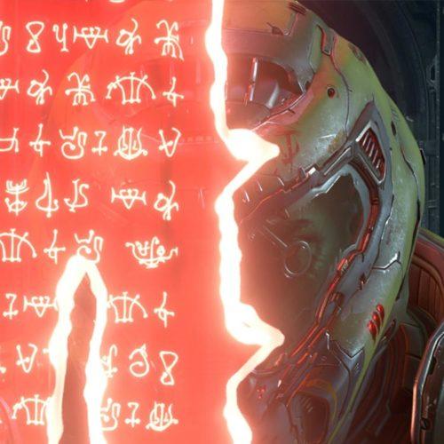 نرمافزار ضدتقلب بازی Doom Eternal
