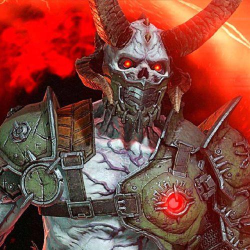بهروزرسانی بازی Doom Eternal