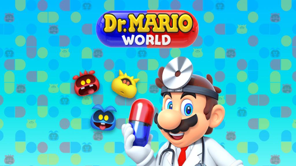 بازی موبایل dr mario world
