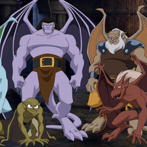 خالق سریال Gargoyles