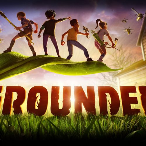 لانچ تریلر Grounded