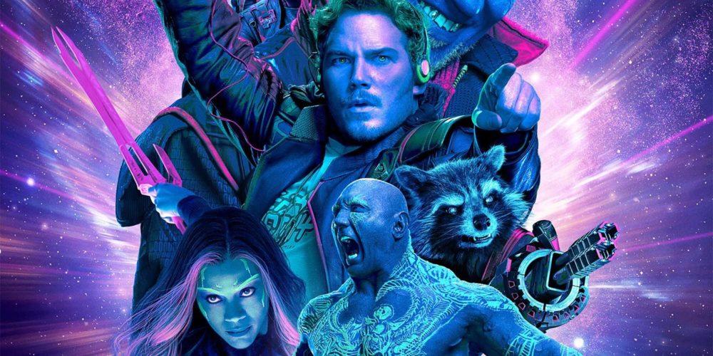 اکران قسمت سوم Guardians of the Galaxy