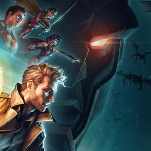 تصاویر Justice League Dark: Apokolips War