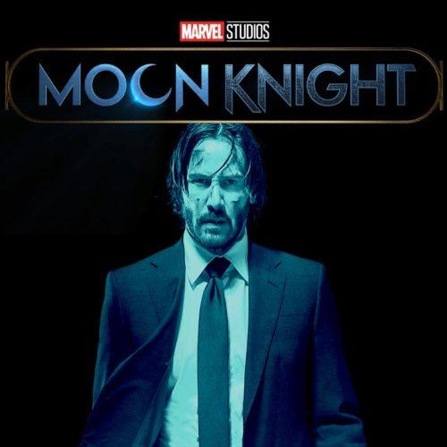 کیانو ریوز Moon Knight