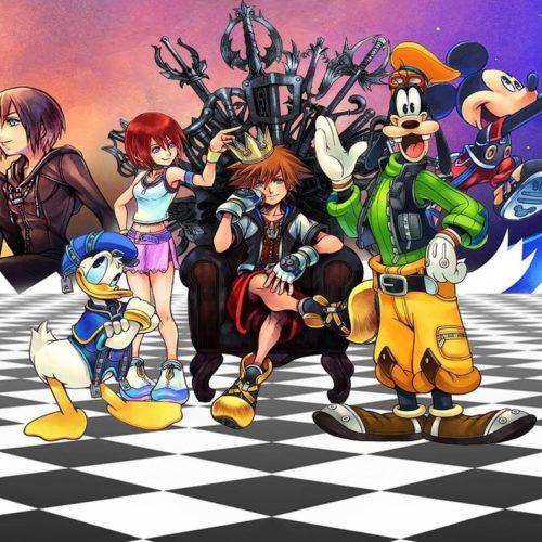 سریال Kingdom Hearts