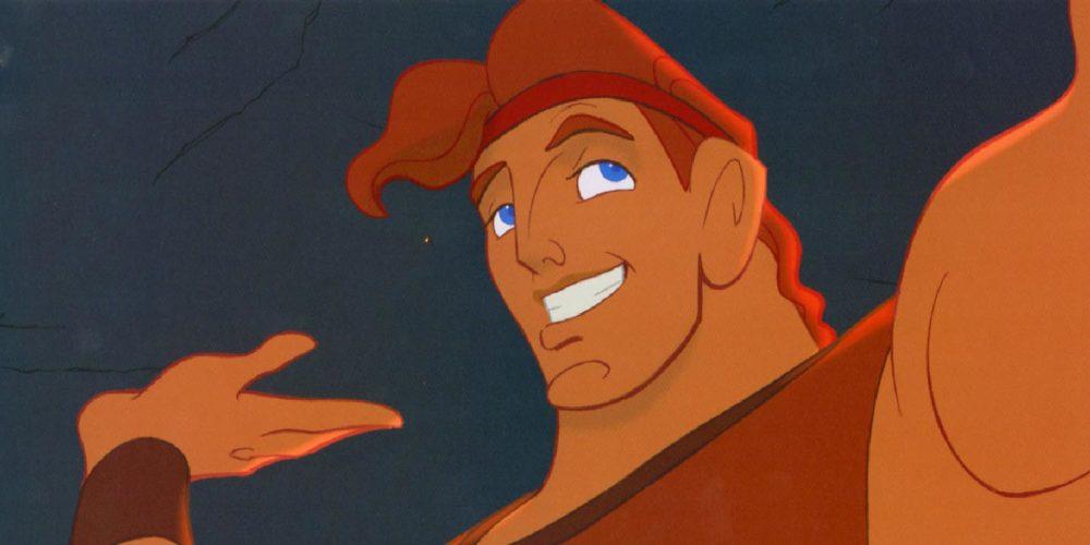 داستان لایو اکشن Hercules