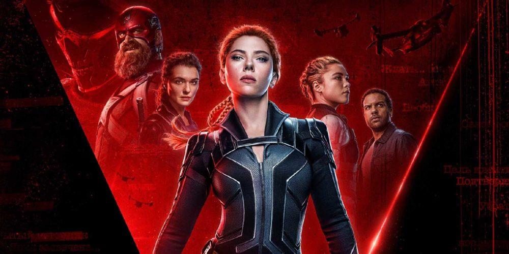 فیلم Black Widow در بریتانیا