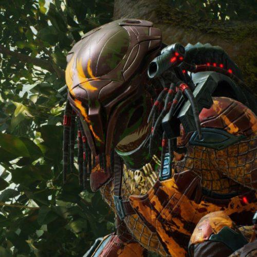 بهروزرسانی بازی Predator