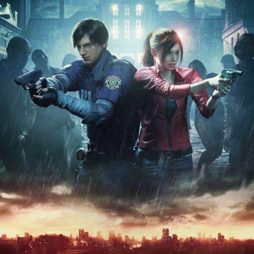 سری بازی رزیدنت اویل Resident Evil
