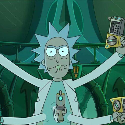 نیمهی دوم فصل چهارم سریال Rick and Morty