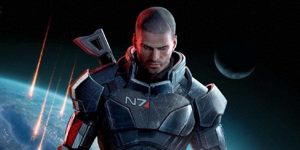 ریمستر سهگانهی Mass Effect