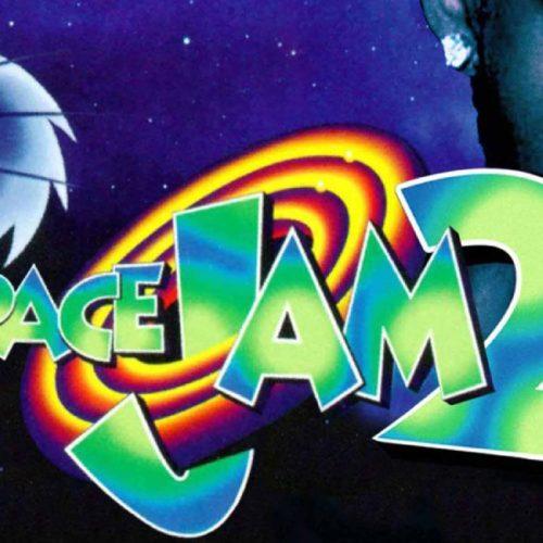 لگو و نام کامل Space Jam 2