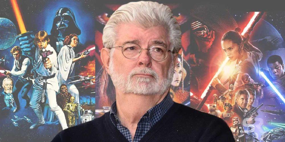 جرج لوکاس Star Wars