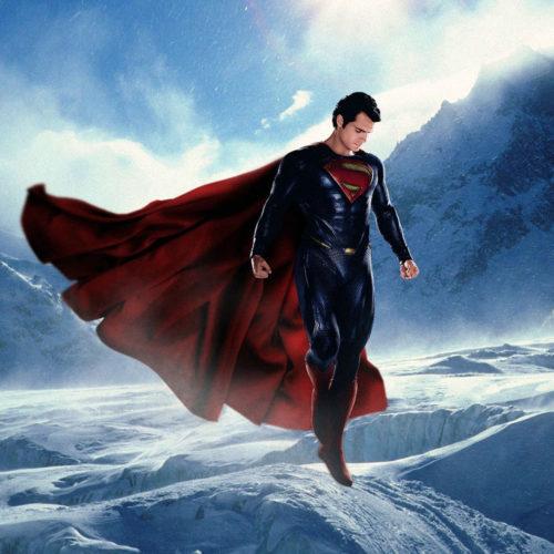 بازیگر سوپرمن در دنیای سینمایی دیسی