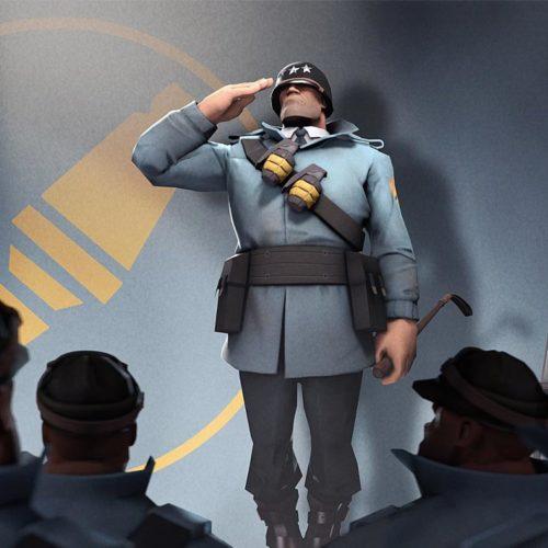 صداپیشه بازی Team Fortress 2