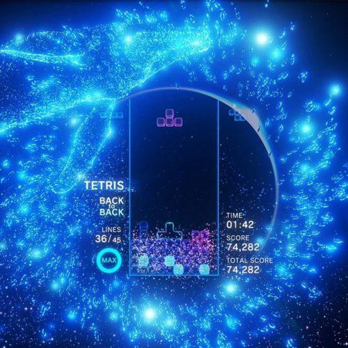 موسیقی بازی Tetris Effect