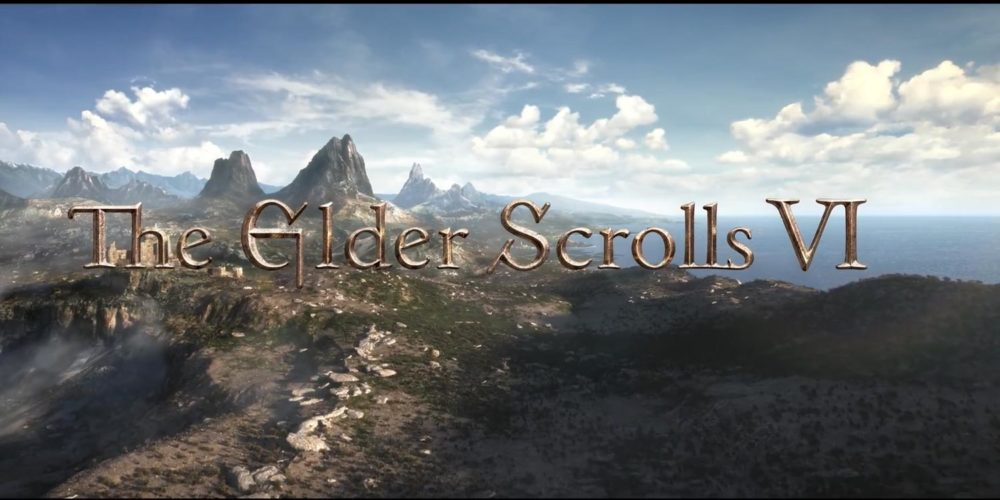 رونمایی بازی The Elder Scrolls VI