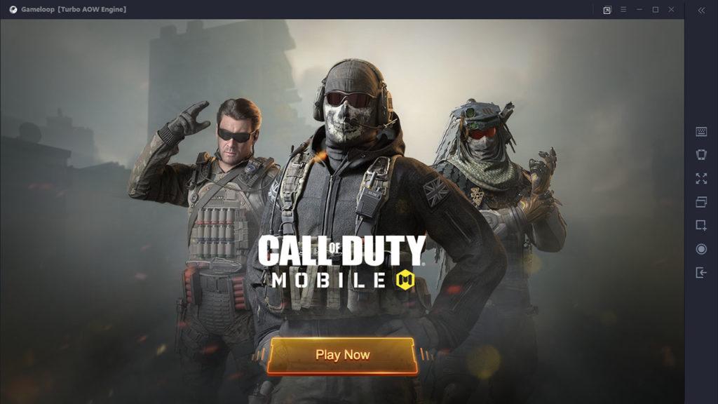 Call of Duty Mobile برای PC