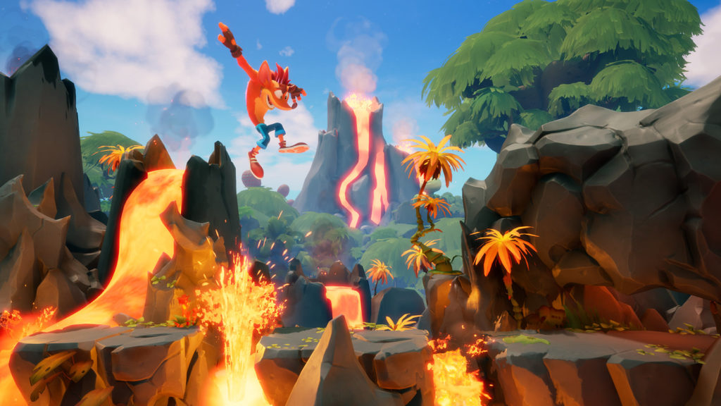بازی Crash: Bandicoot 4: Its About Time