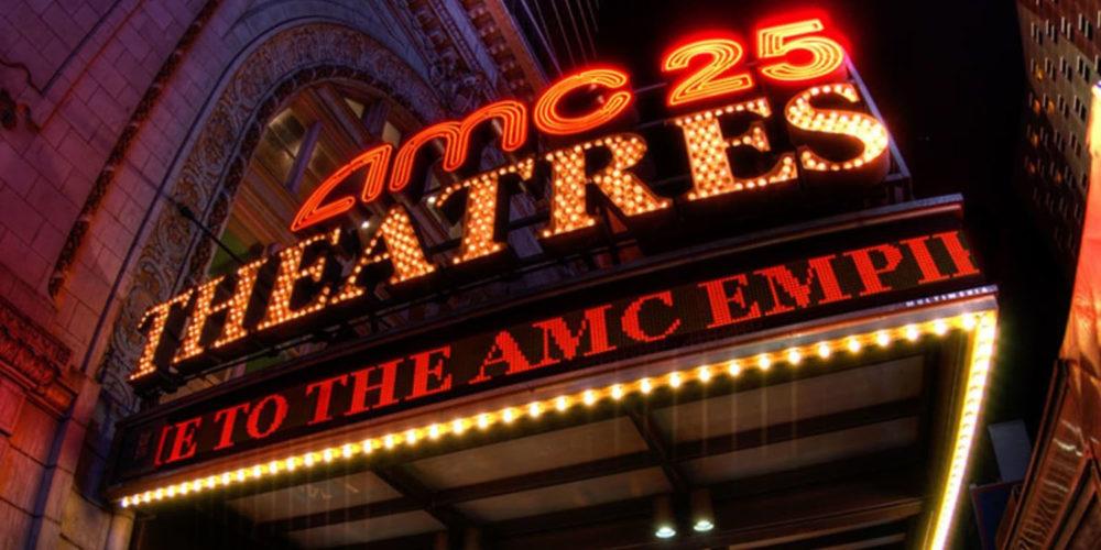 بازگشایی سالنهای نمایش AMC