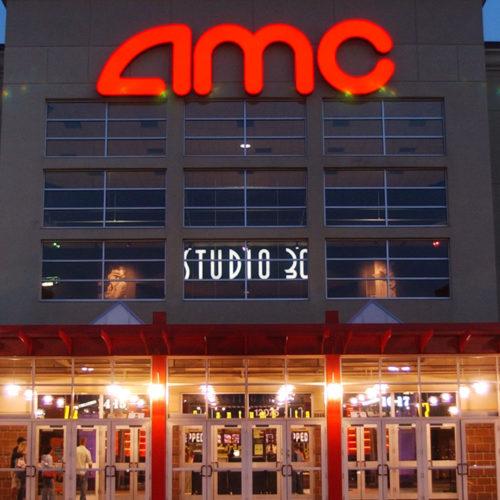 سینماهای زنجیرهای AMC
